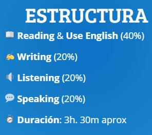 Estructura FCE